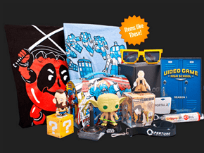 Ever Wished There Was One of Those Monthly Subscription Boxes Filled With Stuff You'd Actually Want?