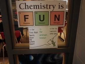 Evil, Evil Chemistry