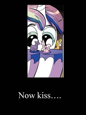 Shining Armor Ships With The Best Of Em