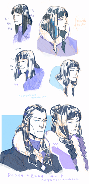 Will Eska and Desna Age Well?