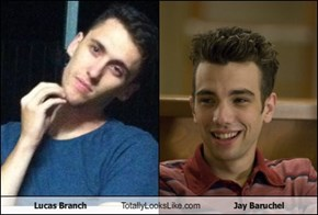 Lucas Branch Totally Looks Like Jay Baruchel