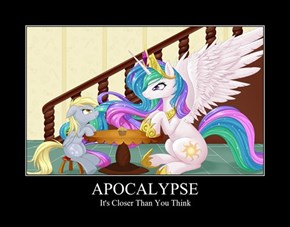 """Coming Up Next on """"Equestria Deathmatch"""" ..."""