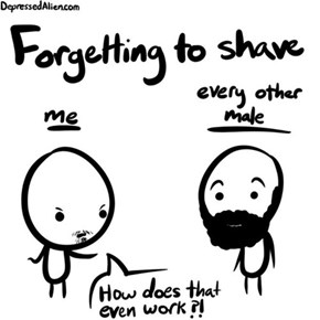 Shaving Woes
