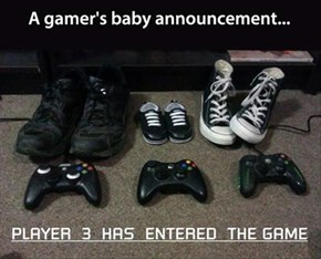 How to Welcome Another Gamer to the Family
