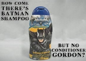 Trusty Bat-Conditioner