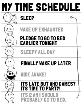 The Endless Sleep Cycle