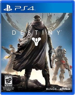 Destiny Box Art Revealed