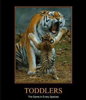 Damn Toddlers