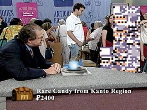 MissingNo. on The Antiques Roadshow