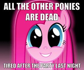 Misunderstood Pinkamena Diane Pie 2