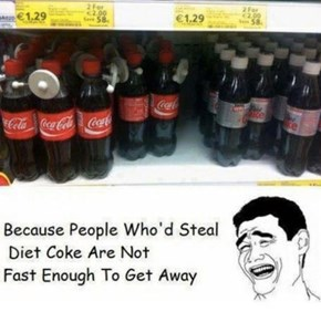 Don't Need to Track Diet Cokes