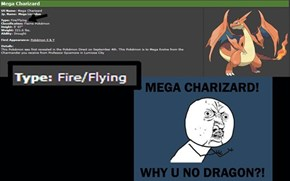 WHY YOU NO DRAGON?!