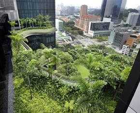 This Hotel in Singapore Takes Brings Nature to the City