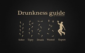 Know Your Drunken Footsteps