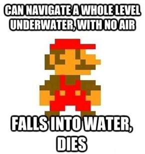 Scumbag Mario