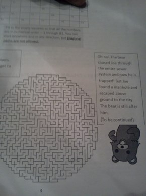 School Newspapers Are Creepy...