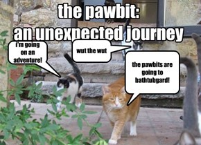 the pawbit: an unexpected journey