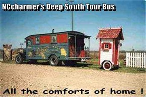 NCcharmer's Deep South Tour Bus