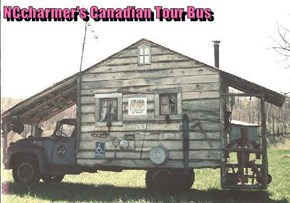NCcharmer's Canadian Tour Bus