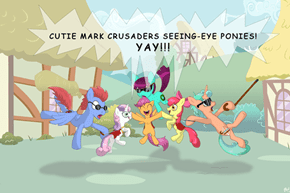 Is There a Cutie Mark for Bad Ideas?