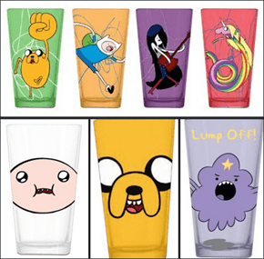 Adventure Time Is Drinking Time