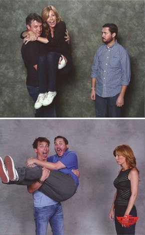 Wil Wheaton Has More Fun At Conventions Than You