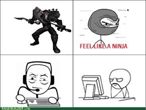 Ninja........