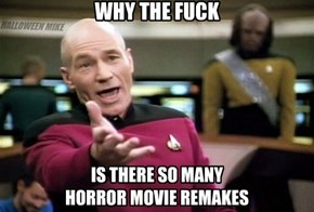 Why is there so many Remakes?