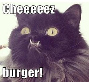 Cheeeeez  burger!