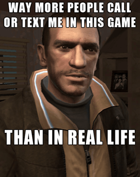 Sad Realizations in Gaming