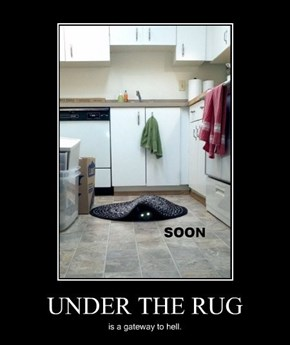 Please Do Not Lift Up the Rug