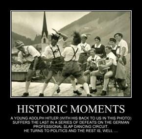 HISTORIC MOMENTS