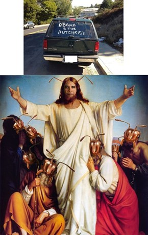 Obama is the Antchrist
