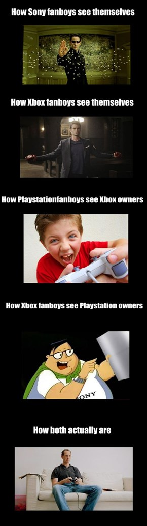 The Truth About Gamers