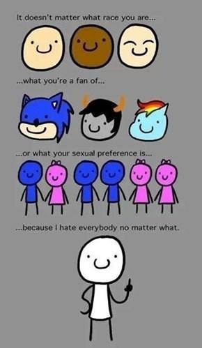 I'm All-Inclusive!