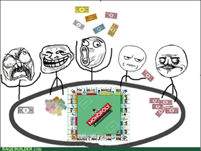 Every Game of Monopoly