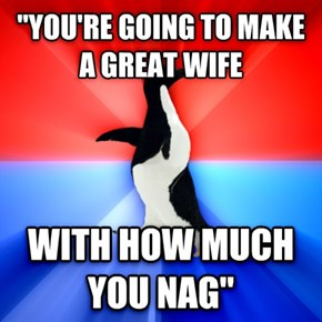 It Was Such a Great Compliment Until it Went Sour
