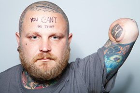 Humanity of the Day: 'What I Be' Project Reveals Insecurities With Remarkable Photography