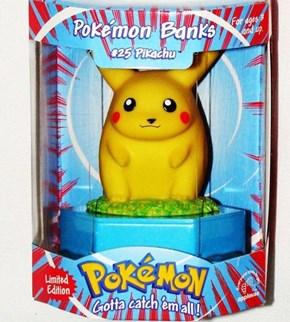 Finally Got Pokémon Bank