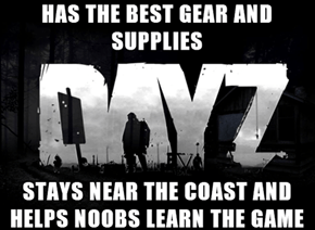 Good Guy DayZ Player