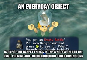 What Bugs Me Most About Zelda