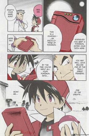 Pokémon: Classic Manga Moment