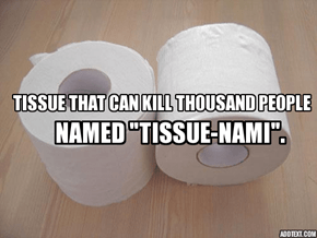 Little Fact About Tissue.