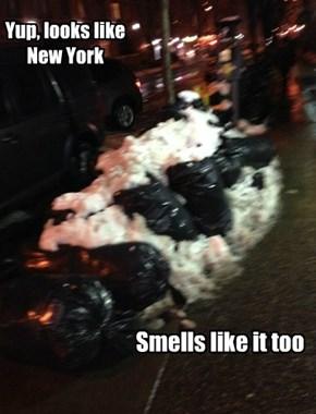 Yup, looks like New York