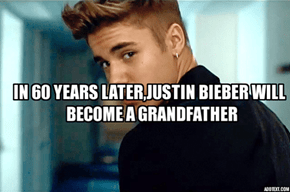 Little Fact About Justin Bieber.