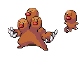 Diglett Wednesday: The Horror!