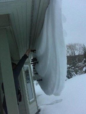 Snow Curtains Are Wicked Convenient