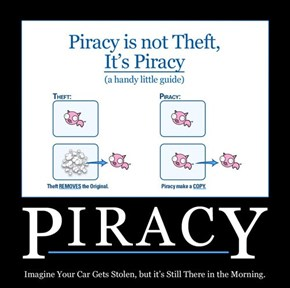 Hooray for Piracy!