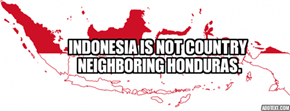 Little Fact About Indonesia.