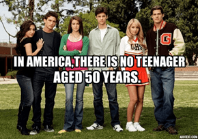 Little Fact About American Teenager Age.